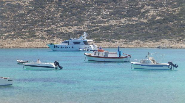 Grèce Amorgos Cyclades